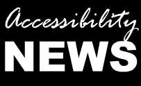 Accessibility News Logo